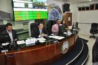Câmara Municipal inaugura sistema de votação eletrônica