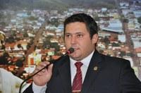 Claudinho Frare sugere ciclovia na MT 480 até Comunidade Linha 12