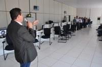 Em inauguração, Sommavilla agradece Estado e volta a cobrar Hospital Regional