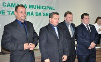 Hélio da Nazaré é eleito para presidir a Câmara pelos próximos 2 anos