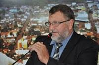 Hélio da Nazaré solicita do Estado ampliação da Vacinação contra gripe em Tangará