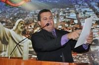 Niltinho quer que prefeitura acompanhe regularização fundiária na Triângulo e Assentamento