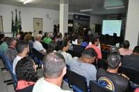 Público lota 1º Fórum Tangará das Águas para ouvir especialistas