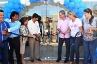 Rogério Silva participa de inauguração da USF Altos do Tarumã e pede mais investimentos na Saúde