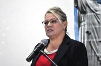 Sandra Garcia reafirma compromisso de ser, na Câmara, voz e voto da população