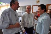 Sommavilla participa da recepção ao Cardial Dom Claudio Hummes